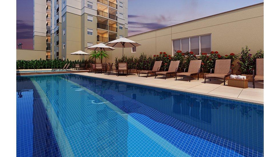 Lançamento: Top Club Plaza - Av. Raimundo Magalhães - Apenas 10% de entrada!