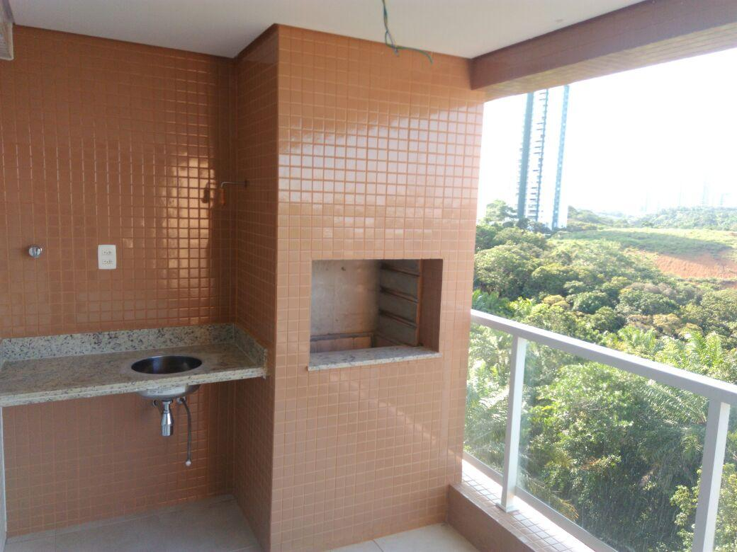 Apartamento no Greenville Platno com 3/4 sendo 1 suite , com 2 vagas, Nascente.