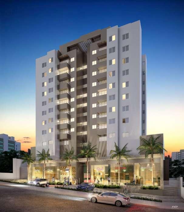 Apartamento à venda - no Jardim Riacho