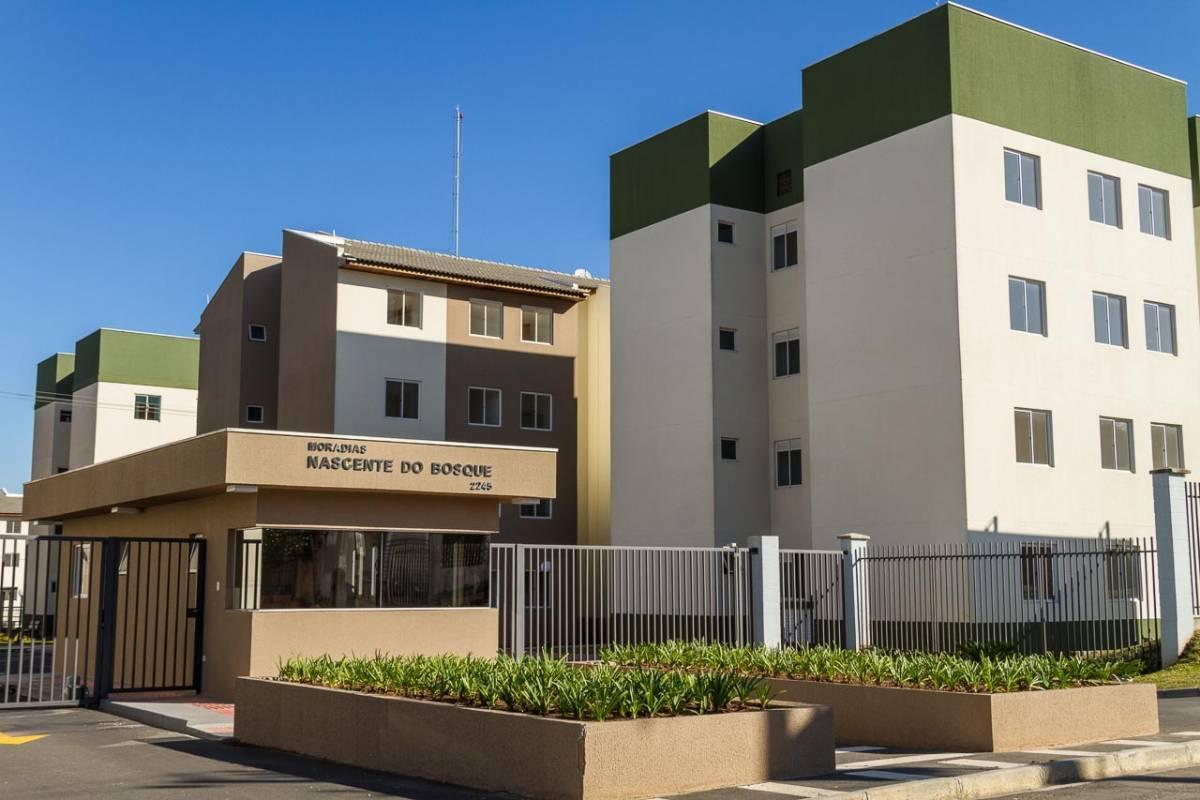 Apartamento 3 dorm - Santa Cândida - R$ 171 mil