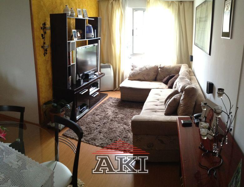 Apartamento à venda - em Jardim Santa Emília