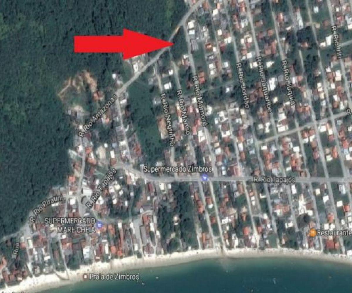 Excelente terreno na Praia de Zimbros, Bombinhas, SC