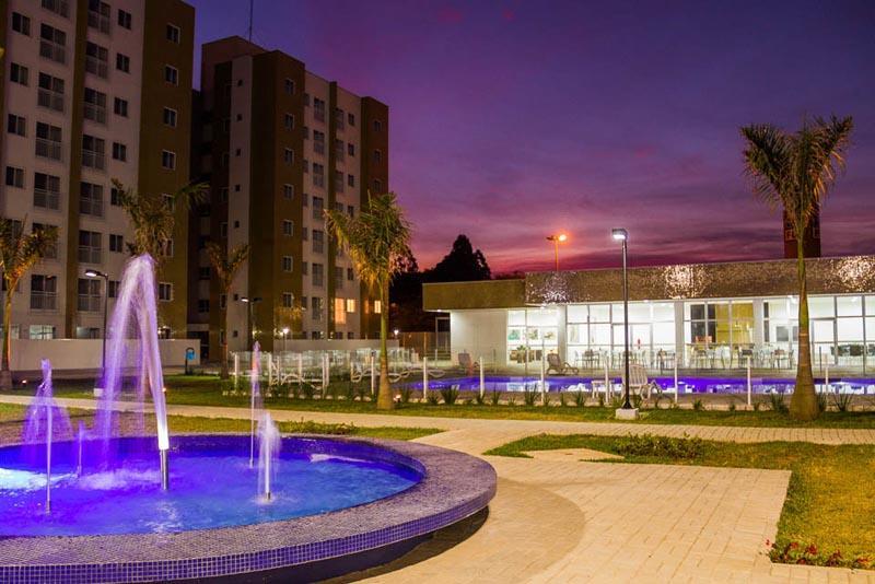 Condomínio Club João Bettega - Apto 3 dormitórios