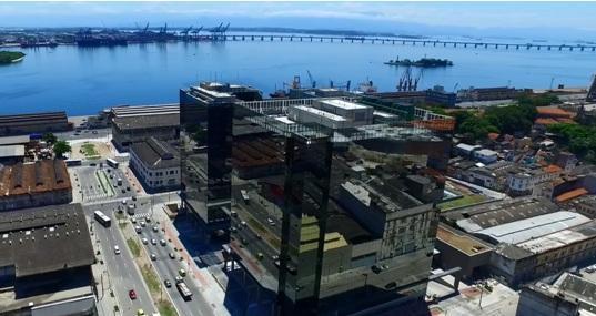 Venda ou Aluguel de conjuntos comerciais no Porto Maravilha.