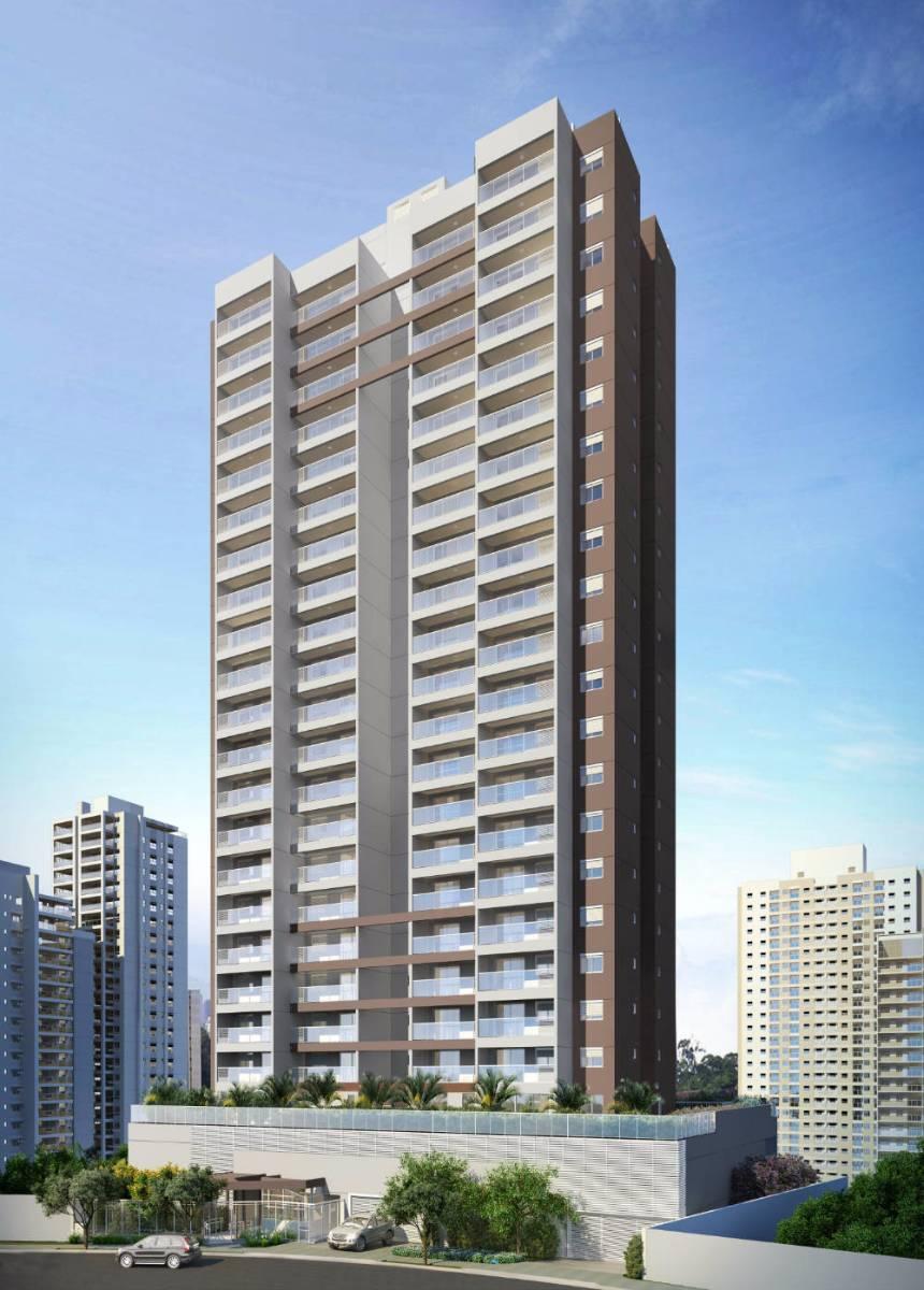 lançamento chácara klabin, 64m² 1 vaga, terraço e menor preço do m² da região