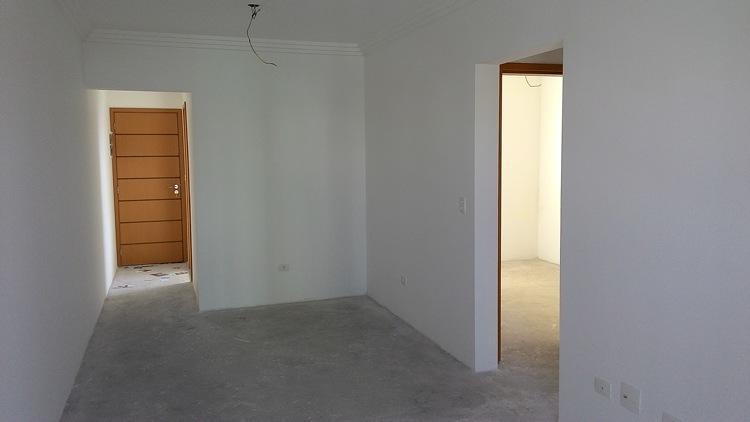 SANTO ANDRÉ 72m² 2 dor(uma suite) terraço 1 vaga e lazer use seu fgts