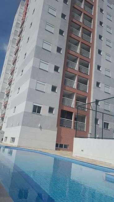 Minha Casa minha Vida, Santo Andre, 40m² 1 dor 1 vaga e lazer completo terraço