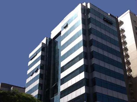 Victoria Plaza, salas com 40m na região da Alameda Santos.