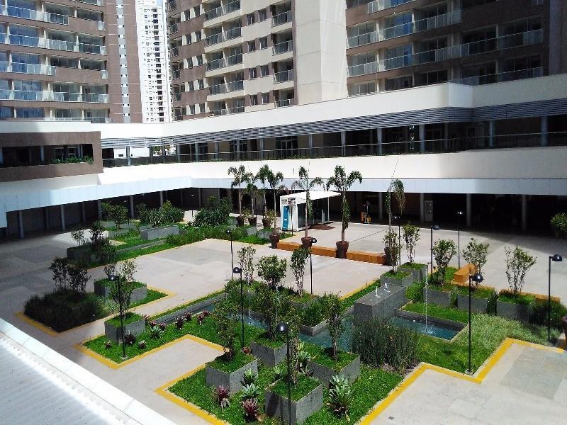 DF Century Plaza - Apês de 1 e 2 quartos em Águas Claras Só 170 mil