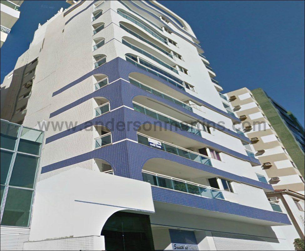 Apartamento de 4 quartos na Praia da Costa ed. Sonata da Praia