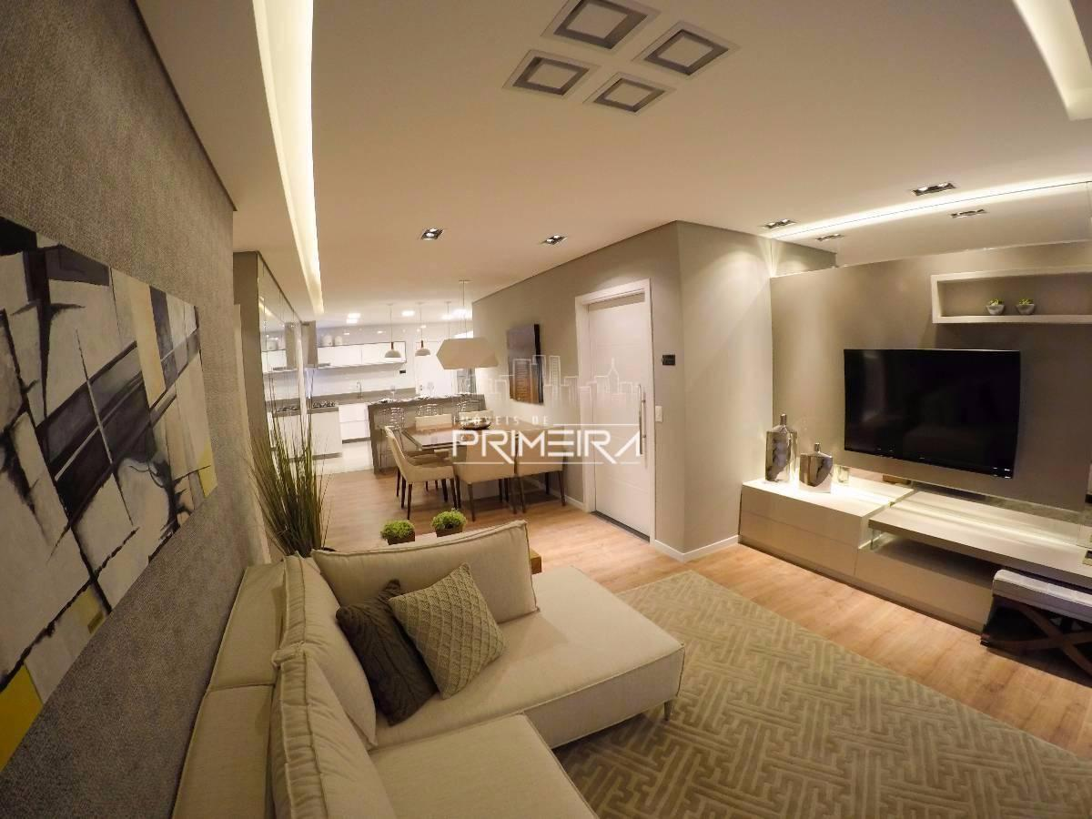 3 Dormitórios, 2 Vagas no Juvevê   Ed. Brickell Key