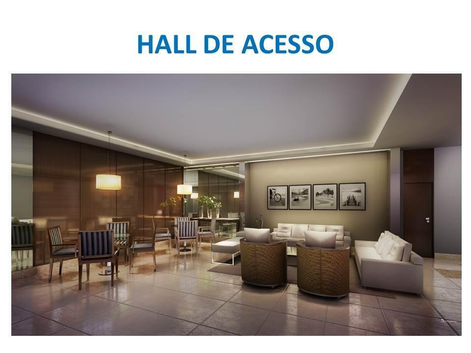 Ondina Choice, 1/4 com 55m² e serviço de Mall do Hotel Vila Galé!!