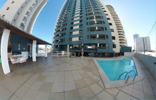 Apartamento em Ponta Negra, Ed. Conde da Praia