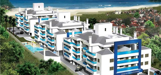 Apartamento à venda - em Santinho