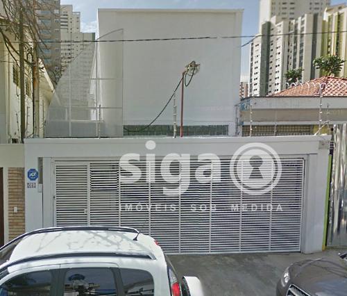 Casa comercial de rua para aluguel Brooklin, São Paulo -SP