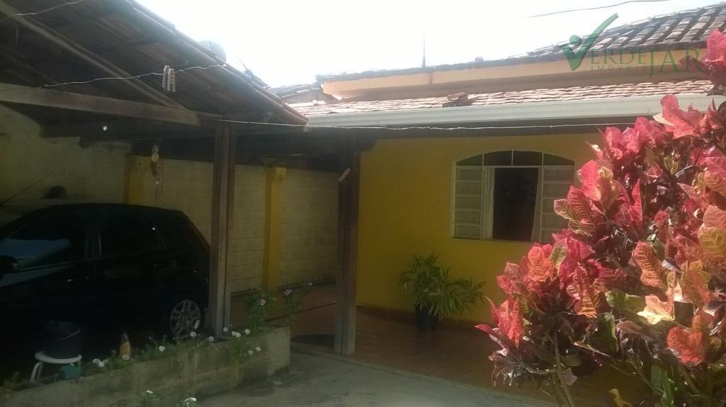 Frente da Casa e Garagem