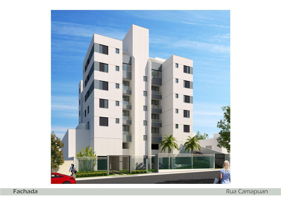 Apartamento à venda - em Barroca