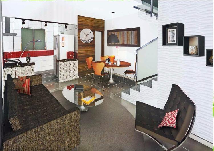 Casa à venda - em Santa Amélia