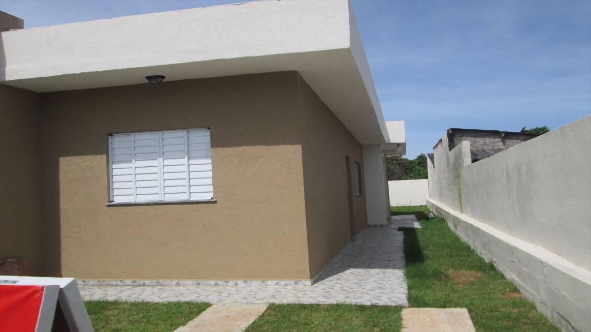 Casa em Itanhaém com subsidio do governo.