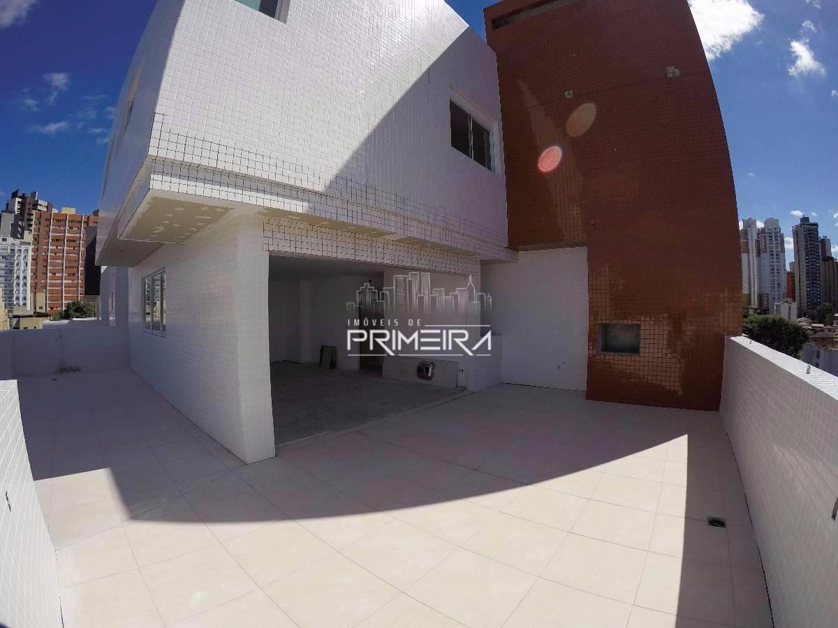 COBERTURA DUPLEX (211m² Privativos) NO ÁGUA VERDE - ED. TERRA GUTIERREZ