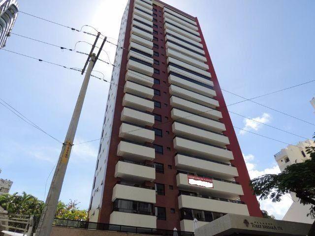 Torre Barbara Graça, 3 quartos sendo 3 suítes com 164m², 3 vagas.