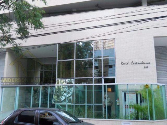 3 QUARTOS NA PRAIA DA COSTA RESIDENCIAL CASTANHEIRAS