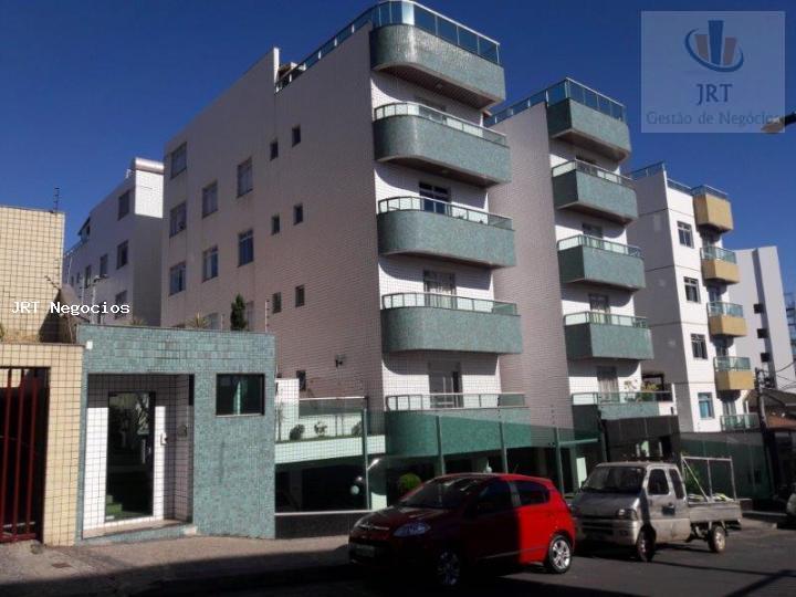 Apartamento 03 quartos e suite  -  bairro Inconfidentes, Contagem