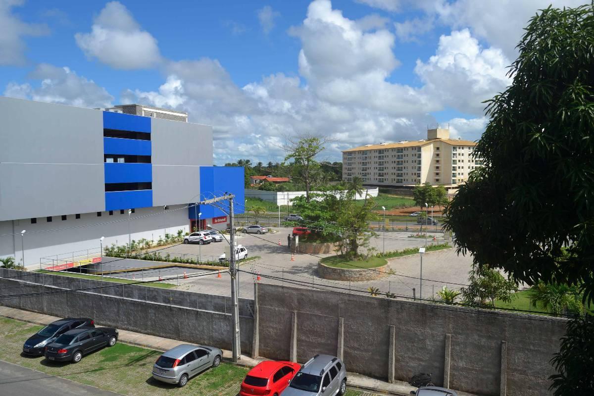 Apartamento, 2/4, 1 Suíte, Estrada do Côco