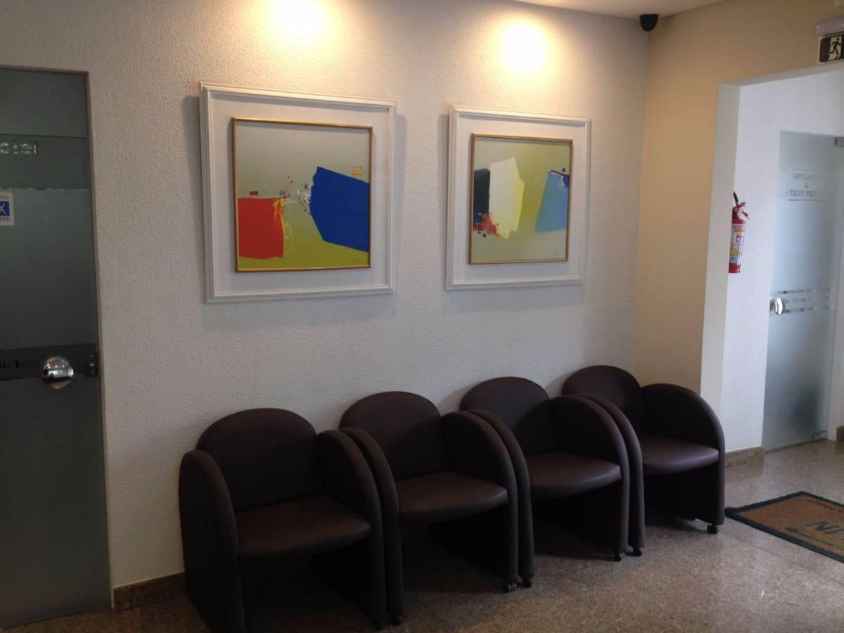 Locação Clínica Médica  com 5 salas no Alto da XV  Imperdível!!