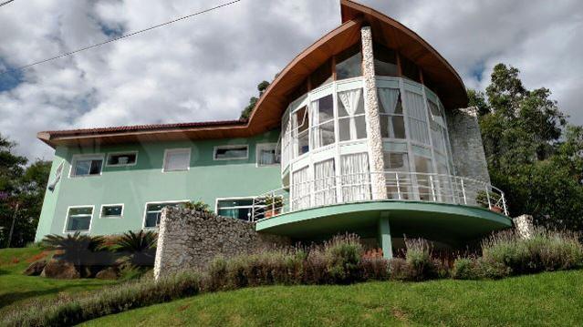 Excelente casa em condomínio fechado à Venda - Santo Antonio do Pinhal!!!