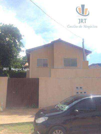 Casa geminada duplex, MCMV - b. San Genaro - Ribeirão das Neves - MG.