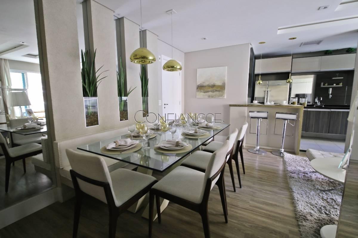Apartamento à venda mobília completa 3 quartos no Yard Residence - Boa Vista