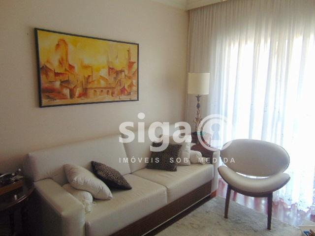 Apartamento para venda Vila Nova Conceição, São Paulo - SP