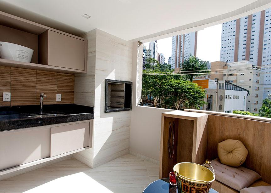 Apartamento, 116 m² , 3 dorm, 2 vagas + depósito - Vila Andrade/Panamby - SP.