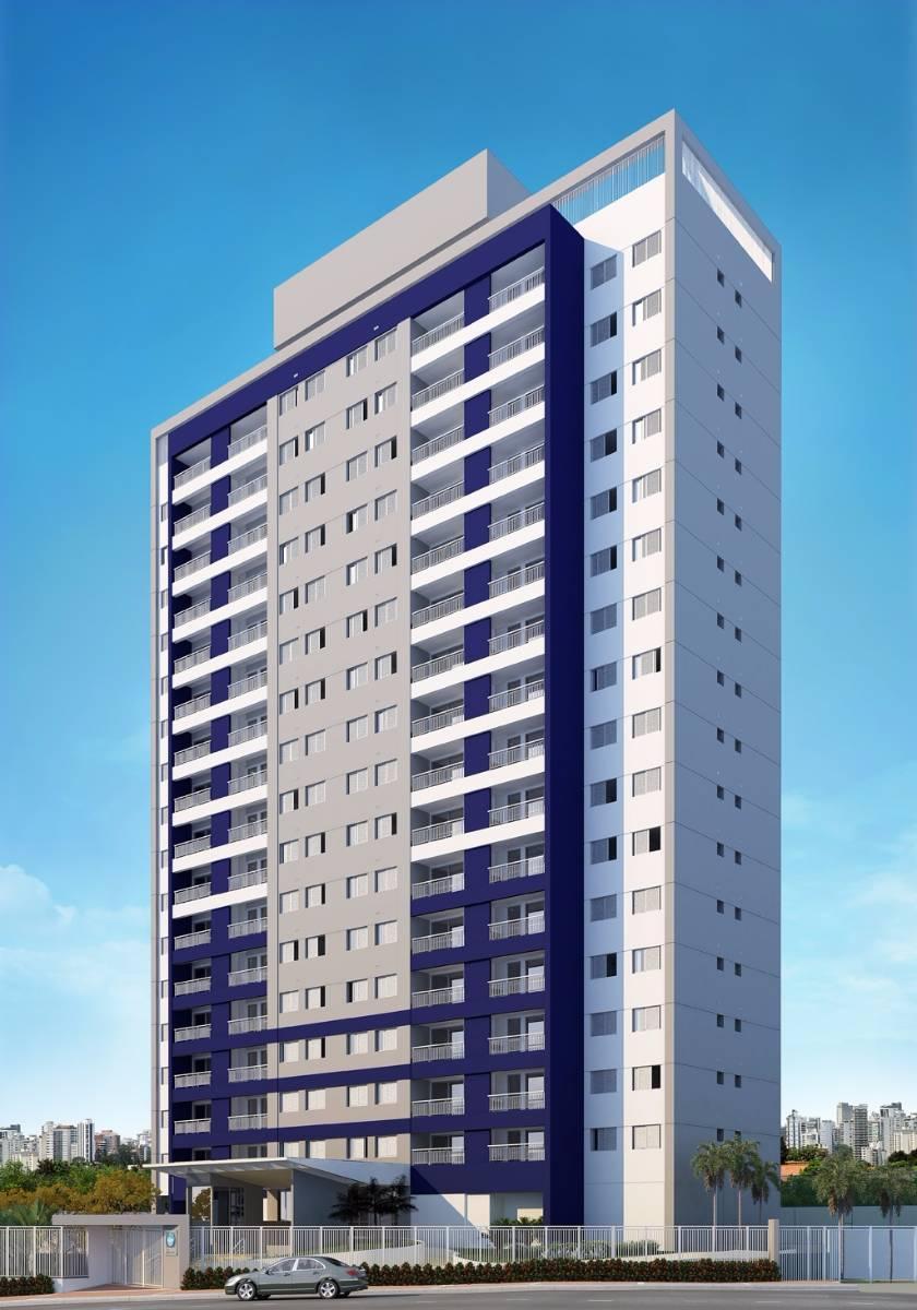 Apto. 55 metros 2 dormitórios 1 suíte. Diadema - Centro.