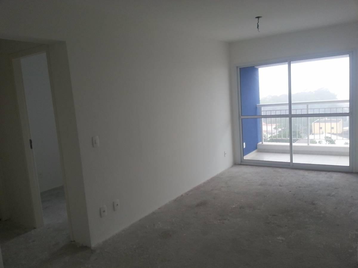 Apartamento 59 metros, 2 dormitórios, 1 suíte - Diadema, Centro.