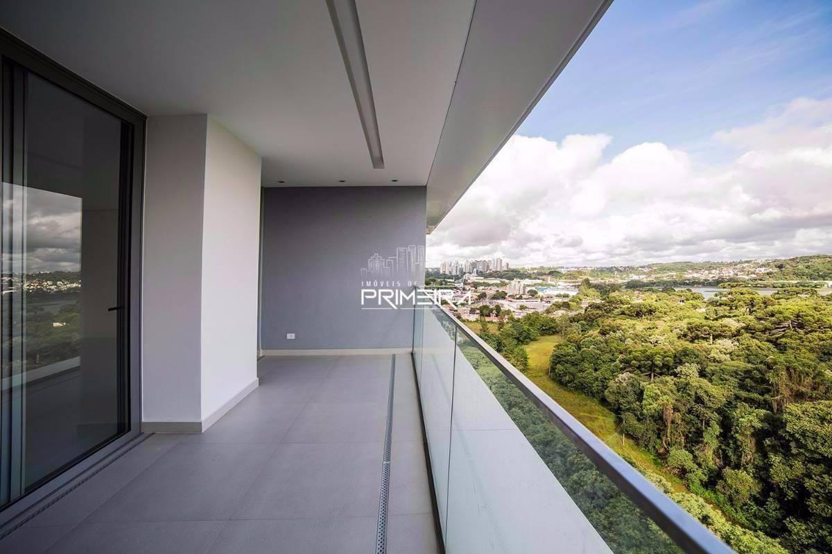 EOS Barigui- Luxo e Conforto em 3 Suítes com Sala Ampliada