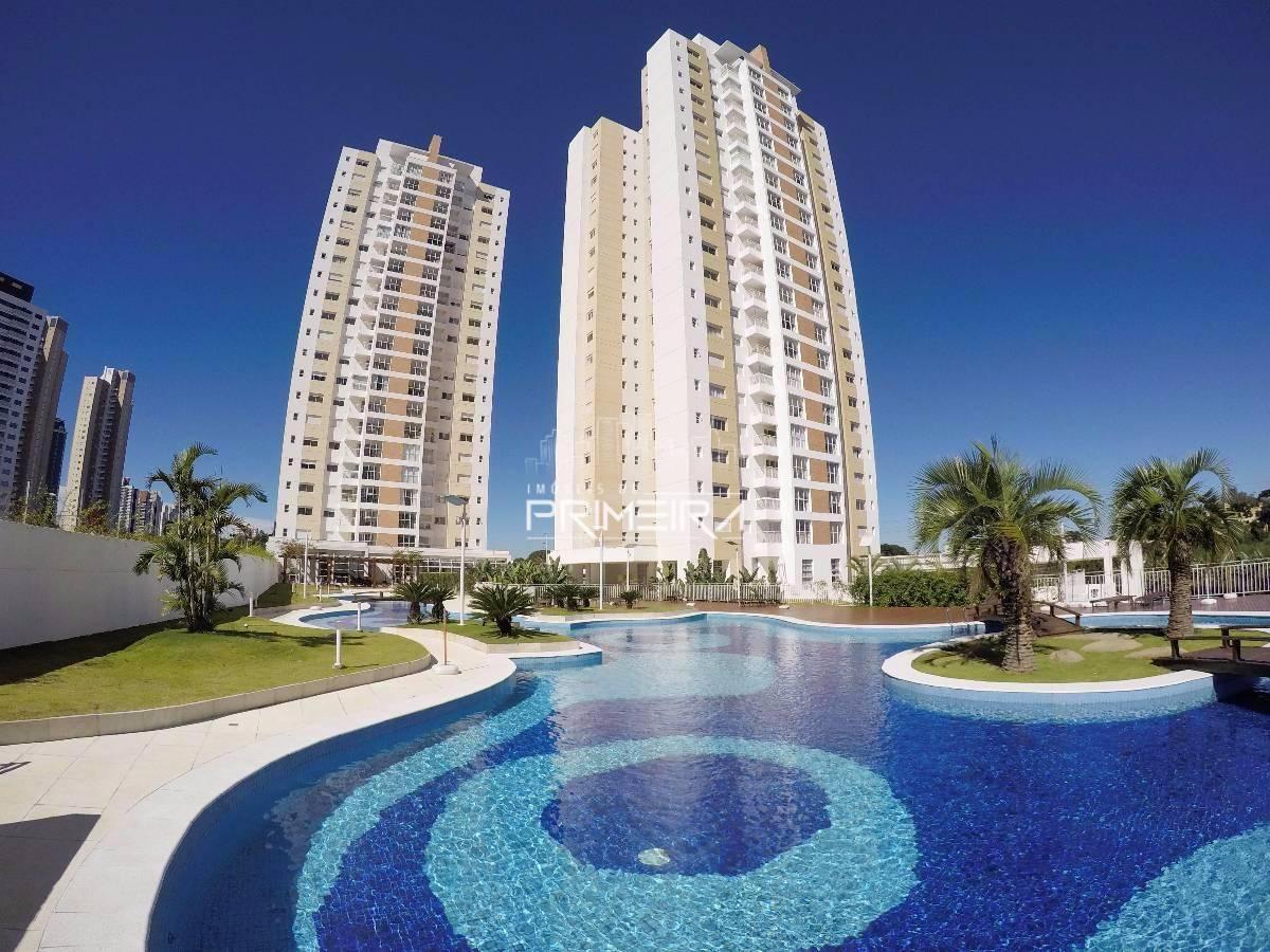 2 Dormitórios c/ Vaga ( 69m² Privativos) | Parque Ecoville
