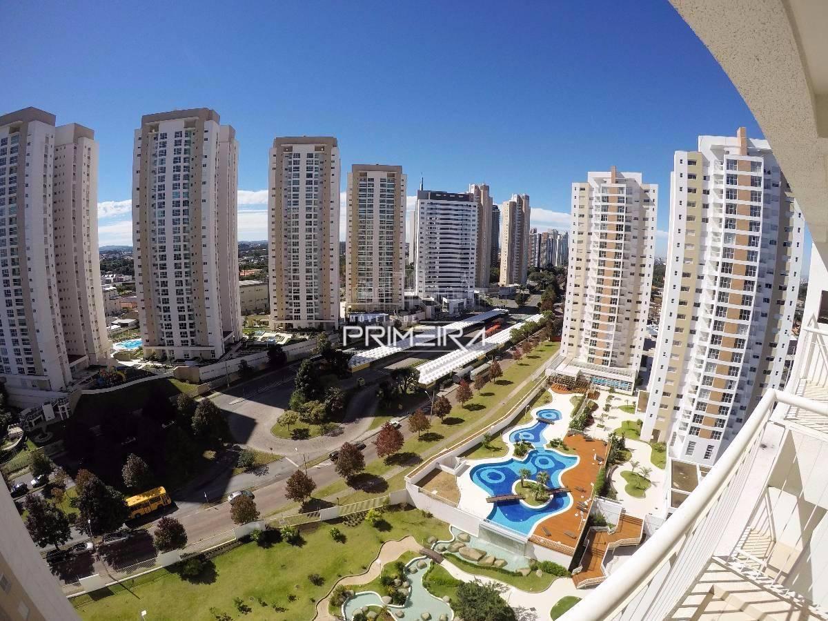 3 Dormitórios c/ Vaga ( 89m² Privativos)   Parque ecoville