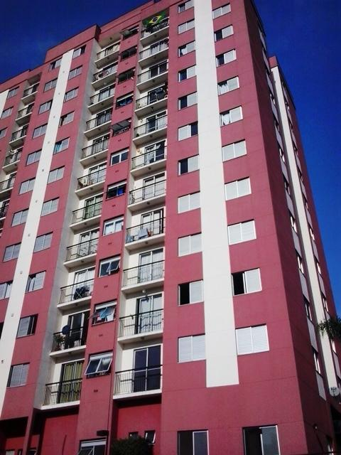 (Pirituba) Apartamento Conj. Residencial Vista Verde  GCLOC-111AP