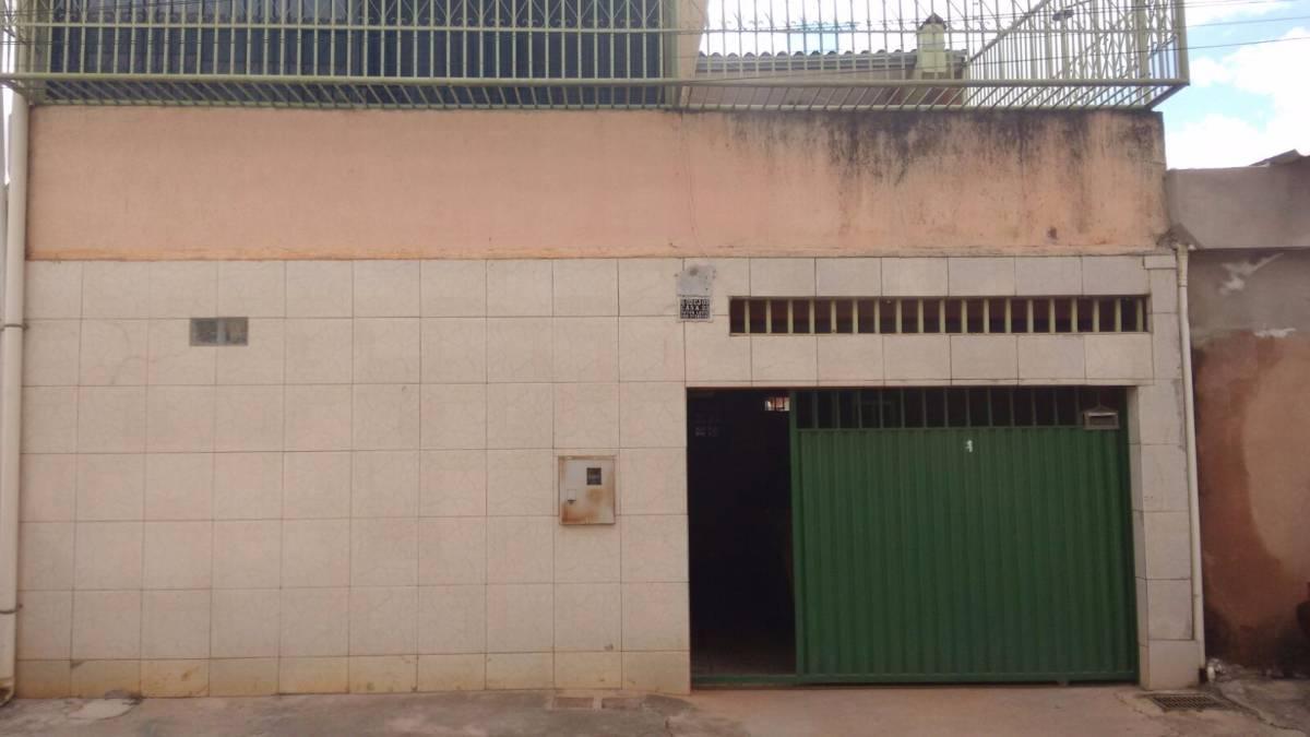 Casa de 4 quartos, Vila Estrutural