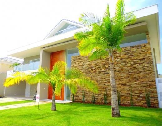 Santa Monica Jardins, linda casa 5 suítes, Barra da Tijuca