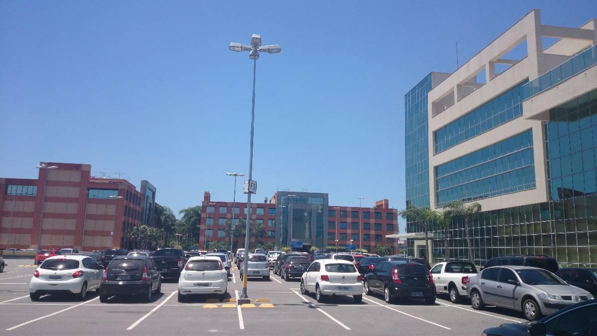 Sala comercial à venda na Barra da Tijuca, Via Parque.