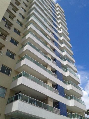 Apartamento em Pituaçu, 1/4 com 75m²,reversivel para 2/4, Frente Mar, Novo
