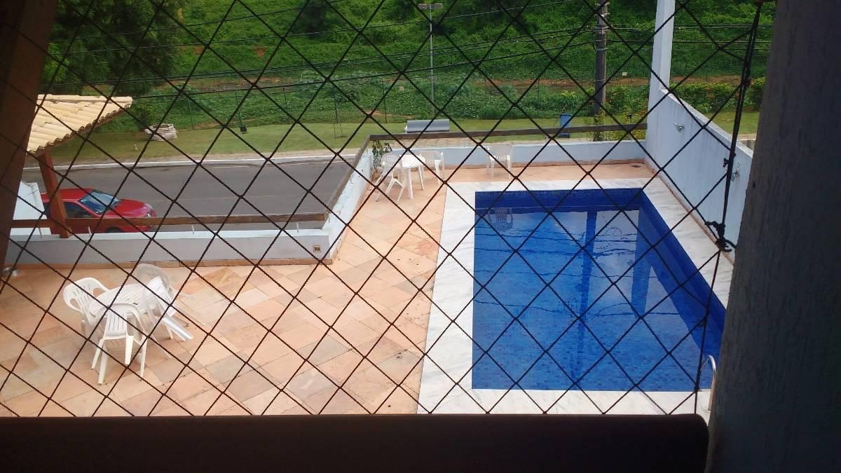 CASA em condomínio Fechado 4 suítes 3 closet, 3 andares 527m² na Orlando Gomes!!