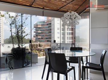 Apartamentos Cobertura de 80 a 100 m2 à venda no Panamby 61ae0d203b177