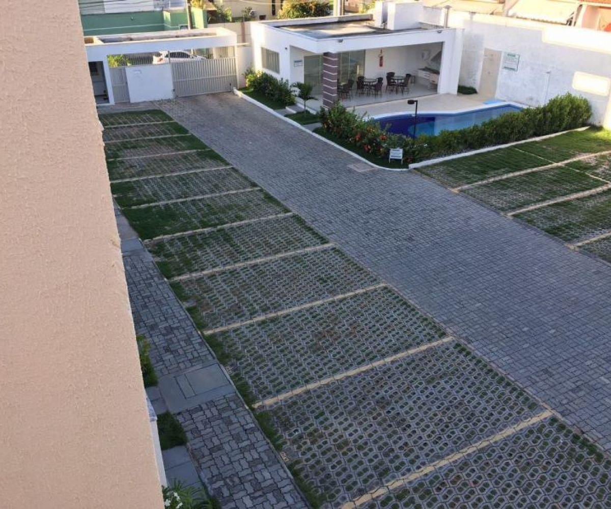 Village novo com 3/4 em  condomínio -  Buraquinho