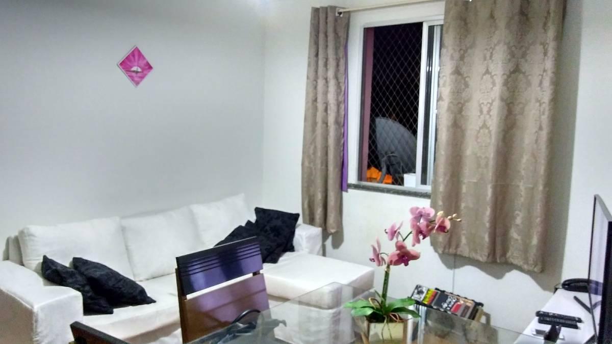 Apartamento para venda dois quartos Cabula