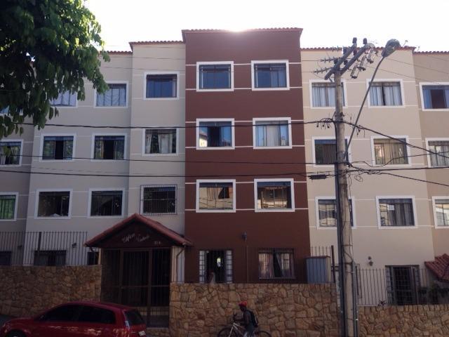 Apartamento 2 quartos, 1 vaga de garagem - Santa Cecília - Juiz de Fora