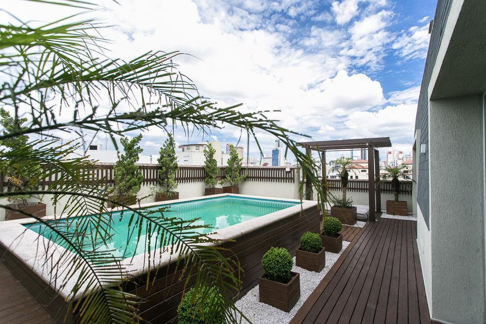 Place Neuve Cobertura Bigorrilho/Batel - 4 dorm - 8 vagas - 451 m²